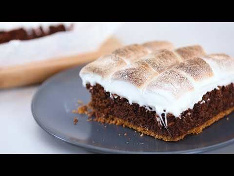 S'mores Brownies Recipe | Yummy Ph
