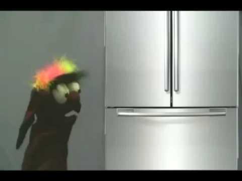 Social Media Refrigerator