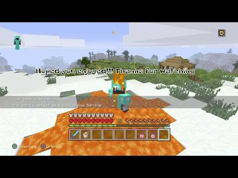 How to make a fire resistance potion in minecraft. ALL VERSIONS!!!