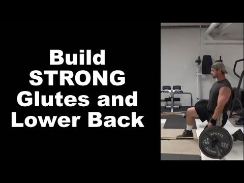 A New Exercise for STRONG Glutes and Lower Back