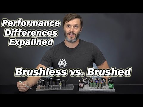 Brushed vs Brushless motors in Off Road R/C Trucks