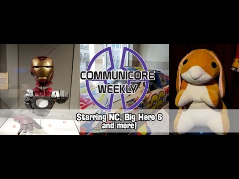 Communicore Weekly - Starring NC, Zodiac, Big Hero 6, Mickey's Passport