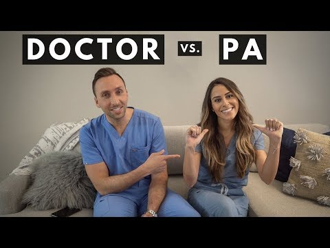 Xxx Mp4 DOCTOR Vs PA Physician Assistant Q Amp A 3gp Sex