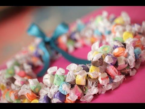 Candy Leis for Graduation | Kin Community