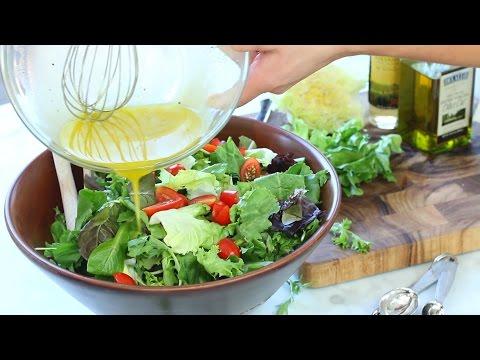 Recipe: Golden Balsamic Vinaigrette - SaladSavors Inspiration