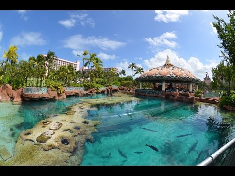 The Dig Aquarium - Atlantis Resort - Bahamas
