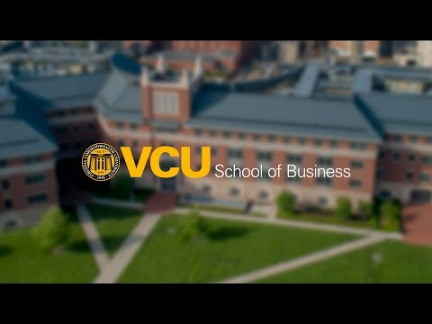 VCU School of Business Undergraduate Programs Commencement