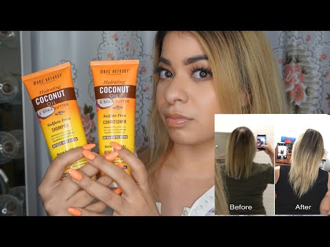 How I Am Fixing My Thin Brittle Hair - Marc Anthony Hair Professionals