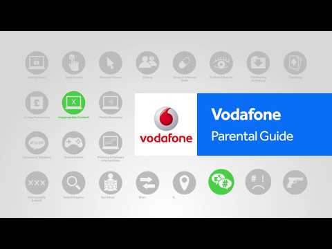 Vodafone parental controls step-by-step guide | Internet Matters