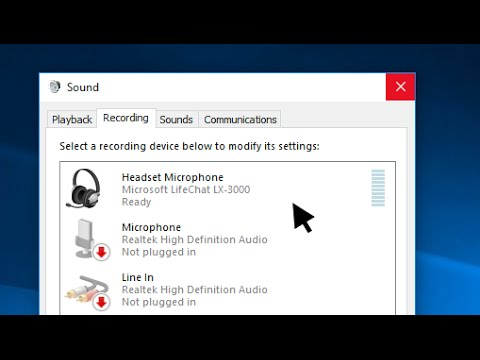 How to Get or Enable Stereo Mix on Windows 10