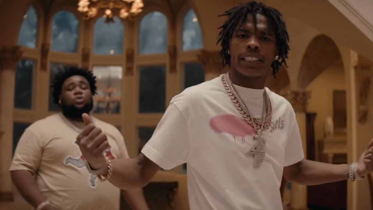 """Lil Baby, Lil Durk ft. Rod Wave """"Rich Off Pain"""" (Music Video)"""