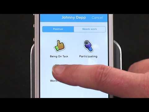 ClassDojo Helps Teachers & Parents: iFive for the iPhone 104