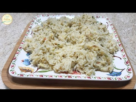 Simple Khichri Recipe (Khichdi) - Kid's Special Recipe By Cook With Fariha