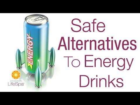 Safe Alternatives to Energy Drinks | John Douillard's LifeSpa