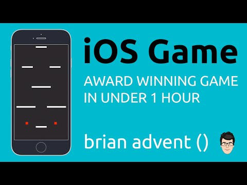 iOS Game Tutorial: Create an Award Winning 3D Touch Game