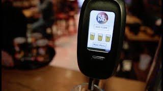 Pubinno smart beer taps