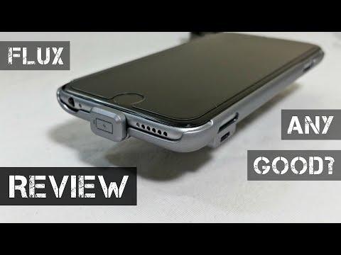Flux Battery Case /iPhone 6 & 6s Plus/ Slimmest Battery Case?