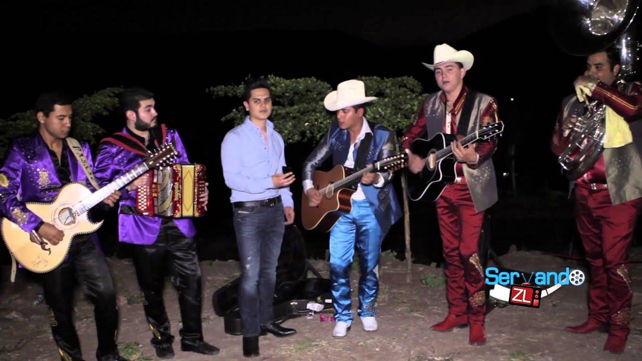 """Grupo Fernandez Ft. Regulo Caro Ft. Ariel Camacho """"La Tuyia"""" - La Fuga Del Dorian (En Vivo 2014)"""