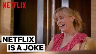Seven Netflix Comedians Try to Live in One Hotel Room Together   Joke House   Netflix