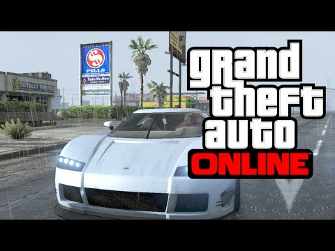 GTA V - How To Level Up Driving Skill & Unlock All Car Parts FAST & EASY in GTA Online