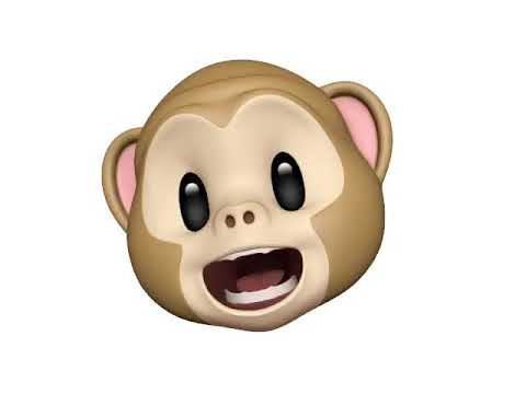 Who's Your Daddy?!? Monkey Animoji App For IPhone X Awesome!!!