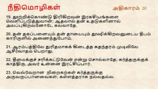 Proverbs Chapter 28 | Tamil Audio Bible - The Most Popular