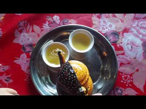 Peshawari Kahwa Tea - классический чай зеленый из Пешавара