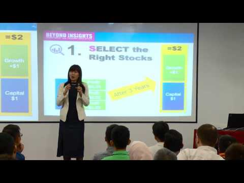 Investing in stocks - how to select the best for growth