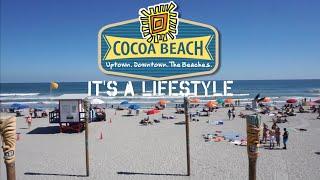 """Cocoa Beach """"It"""