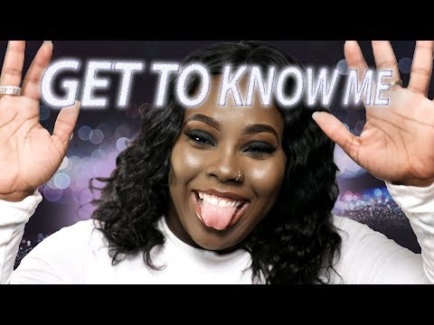 Get To Know Me Tag 2018 - Raben Taylor Beauty (About Me Tag)