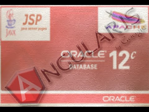 Creating Video playlist using Oracle data and AngularJS.