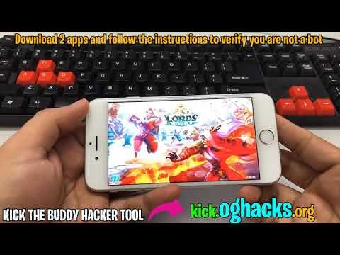 Kick The Buddy Hack - Free Gold & Bucks [Android/iOS]
