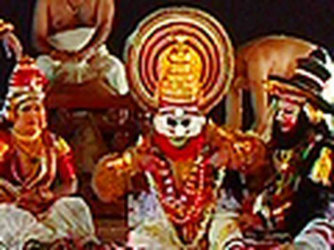 Kutiyattam Kerala Theatre Balivadham