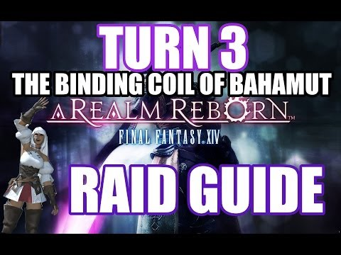 The Binding Coil of Bahamut - Turn 3 Raid Guide