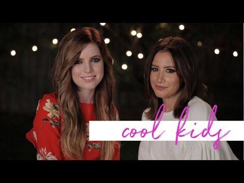 Cool Kids by Echosmith ft. Sydney Sierota | Music Sessions | Ashley Tisdale