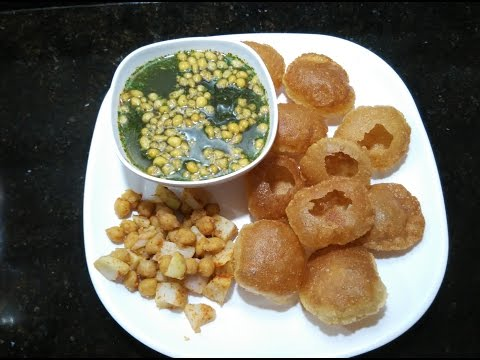 Perfect homemade Atte ke Golgappe with puddina pani recipe step by step for beginners by Somyaskitch