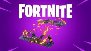 Fortnite - Zapper Trap - New Item