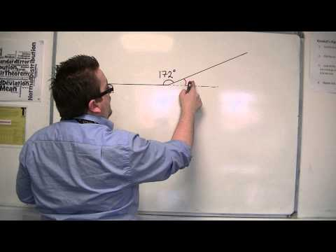 GCSE Maths from Scratch 19.06 Determining how many sides a Regular Polygon has