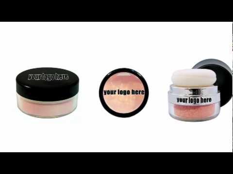 Private Label Cosmetics - Create your own cosmetics company