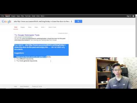How to check your website indexed and ranked on Google Search Result?