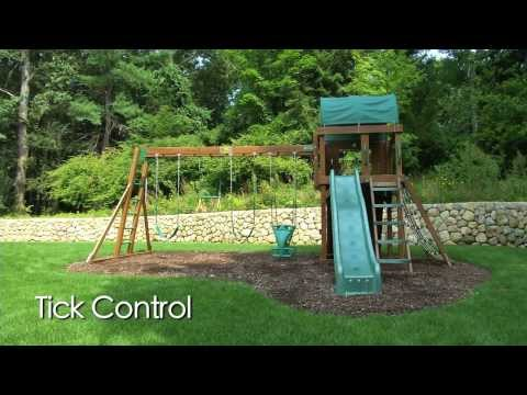 Tick Control - How to Keep Ticks out of your Yard