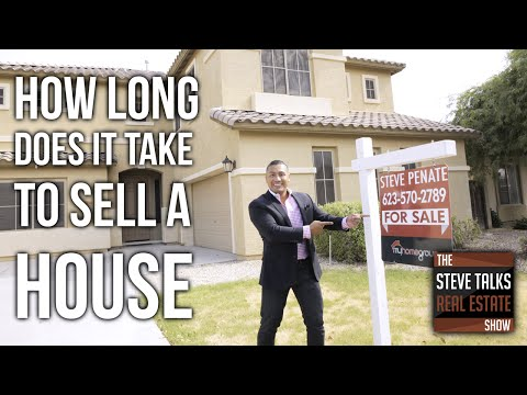 Phoenix Arizona Real Estate - How Long Does It Take To Sell A House?