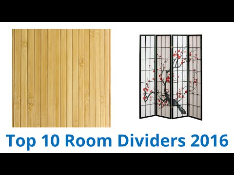 10 Best Room Dividers 2016