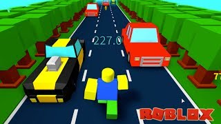 Roblox NOOB! / Traffic Rush Game / Gamer Chad Plays