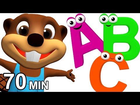 Baby Talk | ABC Songs for Children, Learn Alphabet for Kids, Sing Letters & Phonics, ESL Teacher