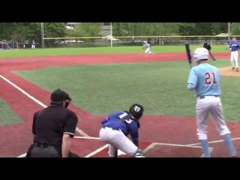 Jacob Terao #13 Seattle Prep Freshman Varsity Baseball 2013-2014