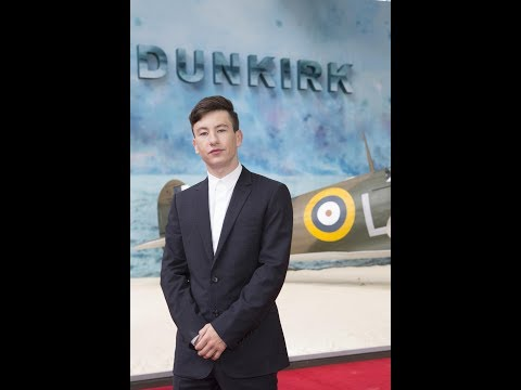 Barry Keoghan - Dunkirk Interview.