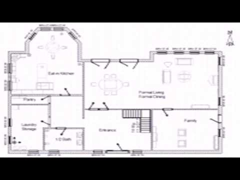 Floor Plan Template Word