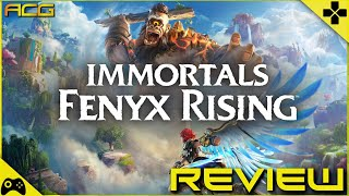 """Immortals Fenyx Rising Review """"Buy, Wait for Sale, Never Touch?"""" - WOW!"""