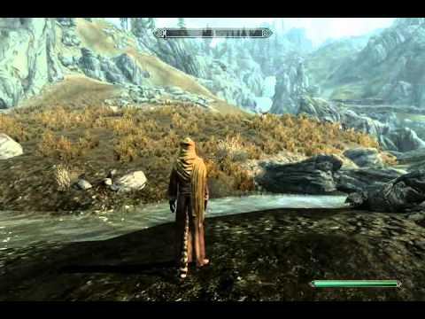 Xbox 360 Skyrim Mod Dawnguard Hearthfire Play as M'aiq the Liar, Modded New Game